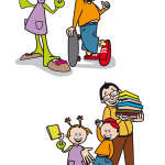 Illustration pour l'aménagement des rythmes scolaires à Guyancourt